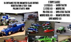 Motorsports Event Flyer