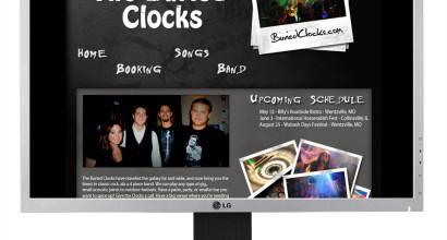 Buried Clocks Band